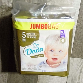 DADA EXTRA CARE Bag VEL.5 - 68 KS (15-25 KG)